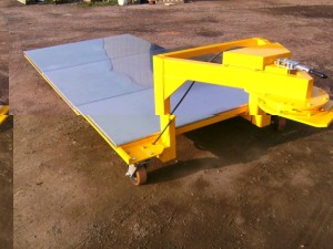 Hydraulic Elevating Trailer 9